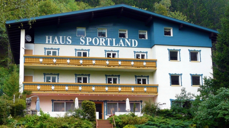 Groepshotel Sportland