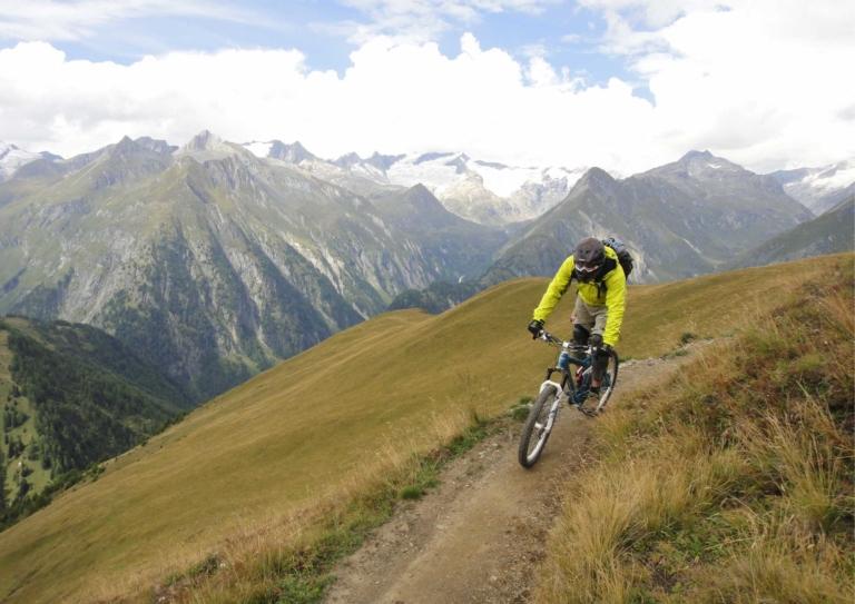 mountainbiking schoolgroepen