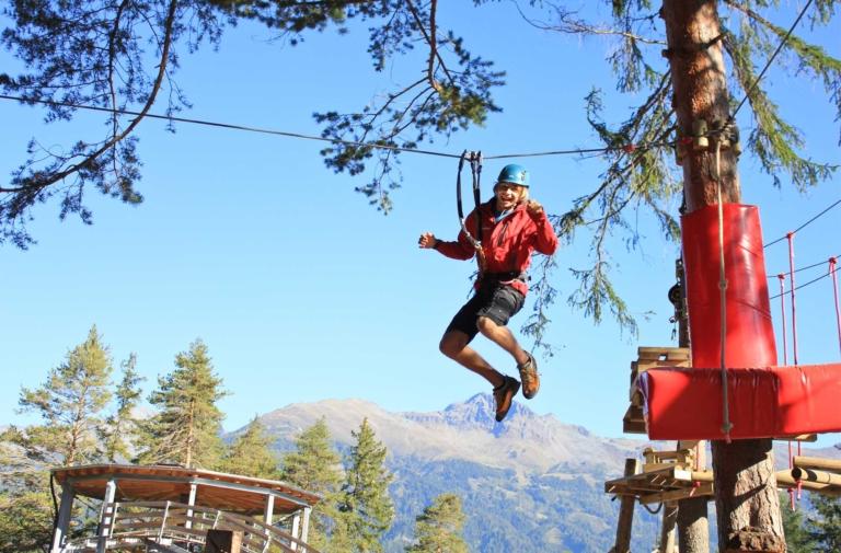 klimmen voor schoolgroepen